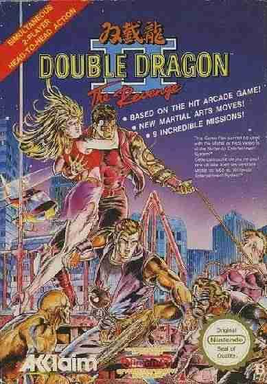 Descargar Double Dragon II The Revenge [ENG][PAL][LaKiTu] por Torrent